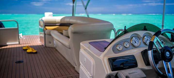 Notre bateau Champagne